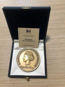 Perugia, conferimento medaglia presidente Repubblica a premio Clara Sereni