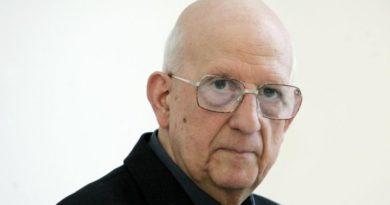 Spoleto, Il cordoglio del Sindaco per la scomparsa di Padre Bartolomeo Sorge