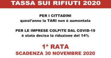 Assisi, Tari: nessun aumento per i cittadini, ridotta per le attività