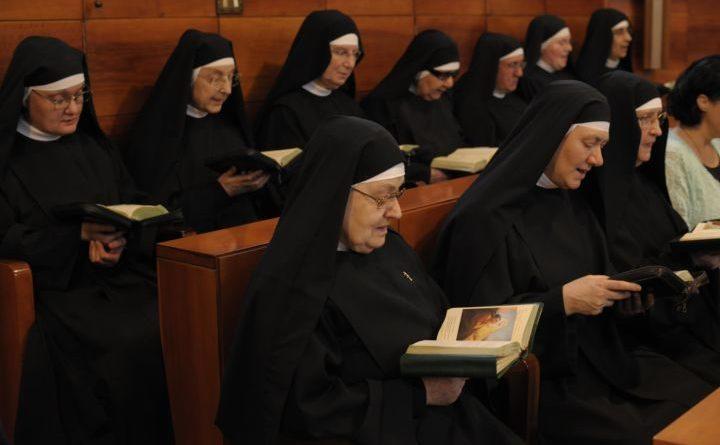 Cascia, Monastero Santa Rita, giornata mondiale claustrali