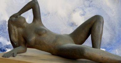 Citerna celebra con un'opera d'arte la Giornata contro la violenza sulle donne