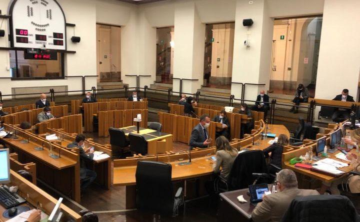 Covid, Assemblea Legislativa approva all'unanimità risoluzione per affrontare emergenza sanitaria