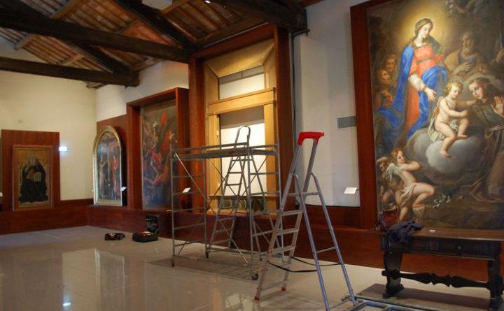 Amelia, Fondazione Carit finanzia restauro dipinto Pittore umbro