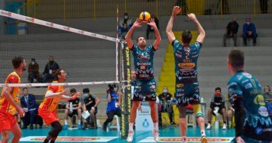 La Sir Safety Conad Perugia torna a calcare il taraflex di Pian di Massiano