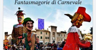Foligno il Carnevale dei Ragazzi nel 2021 spegne 60 candeline