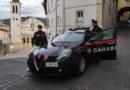 Spoleto, coinvolto in un incidente e scappa: denunciato dai carabinieri