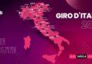 Perugia è una delle città protagoniste del Giro d'Italia 2021