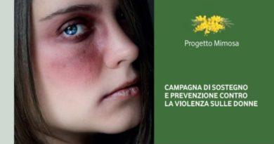 'Progetto Mimosa', anche in Umbria farmacie nuovamente in campo per la tutela delle donne. Una App per consigli e aiuti